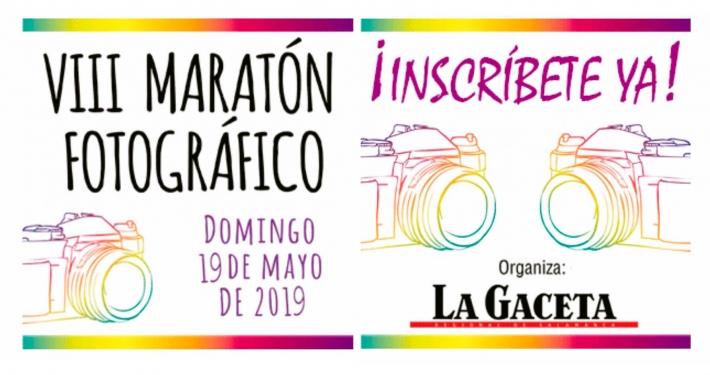 Patrocinamos el maratón fotográfico de La Gaceta